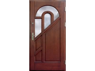 Drzwi ramiakowo-płycinowe nr 2