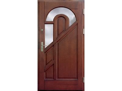 Drzwi ramiakowo-płycinowe nr 2a