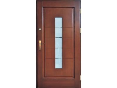 Drzwi ramiakowo-płycinowe nr 27