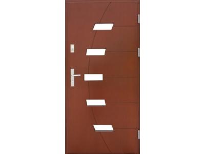 Drzwi płytowe ZP4