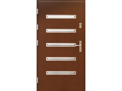 Drzwi płytowe WP2 inox