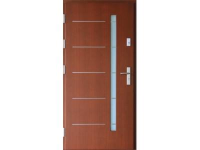 Drzwi płytowe WP3 inox