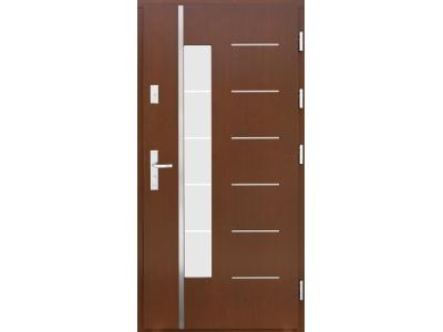 Drzwi płytowe WP11 inox