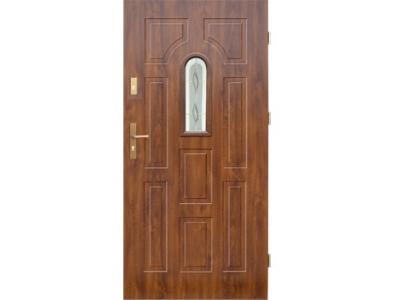 Drzwi stalowe wzór 2