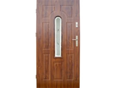Drzwi stalowe wzór 5