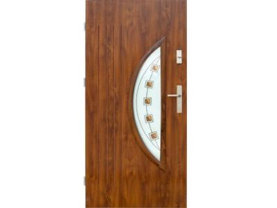 Drzwi stalowe wzór 7