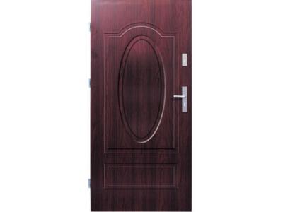 Drzwi stalowe wzór 8