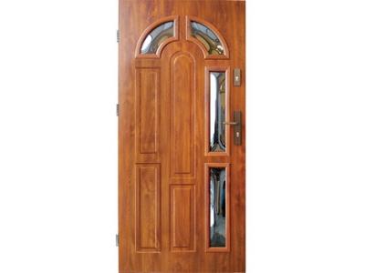 Drzwi stalowe wzór 9A
