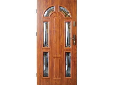 Drzwi stalowe wzór 9B