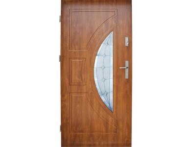 Drzwi stalowe wzór 10