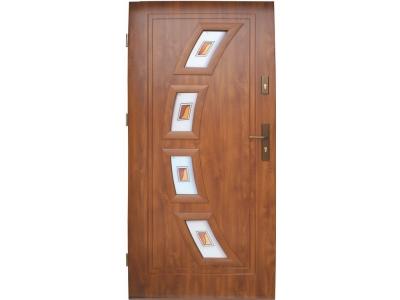 Drzwi stalowe wzór 11