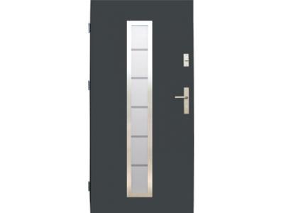 Drzwi stalowe wzór 12