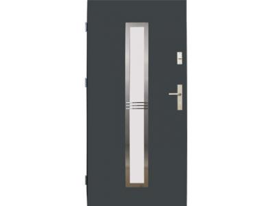 Drzwi stalowe wzór 12A