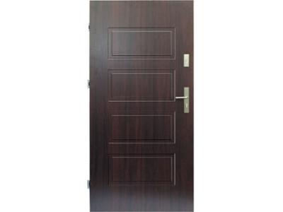 Drzwi stalowe wzór 13