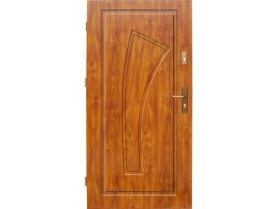 Drzwi stalowe wzór 17