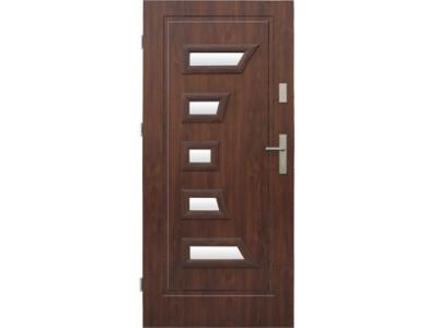 Drzwi stalowe wzór 18