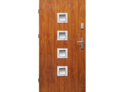 Drzwi stalowe wzór 19