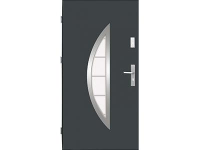 Drzwi stalowe wzór 22