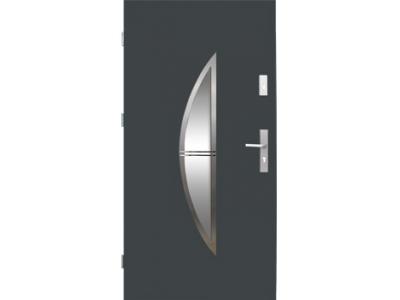 Drzwi stalowe wzór 22A