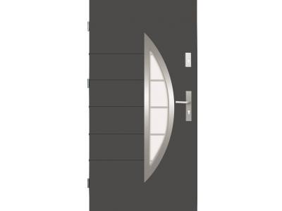 Drzwi stalowe wzór 22B