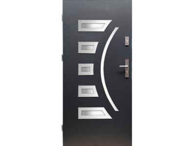 Drzwi stalowe wzór 23