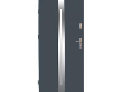 Drzwi stalowe wzór 25