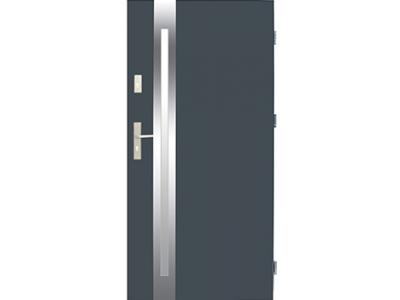 Drzwi stalowe wzór 25A