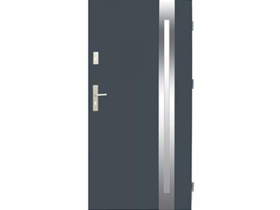 Drzwi stalowe wzór 25B