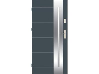 Drzwi stalowe wzór 26