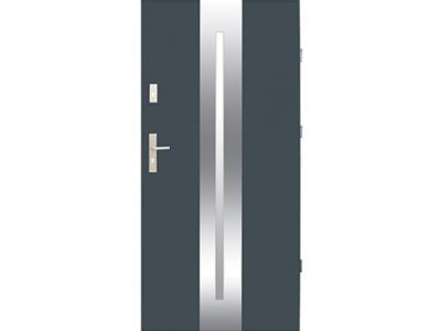 Drzwi stalowe wzór 26A