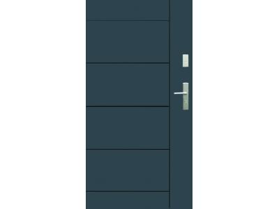 Drzwi stalowe wzór 26D