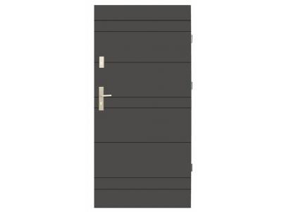 Drzwi stalowe wzór 26E