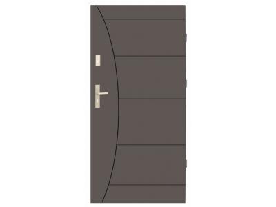 Drzwi stalowe wzór 26F