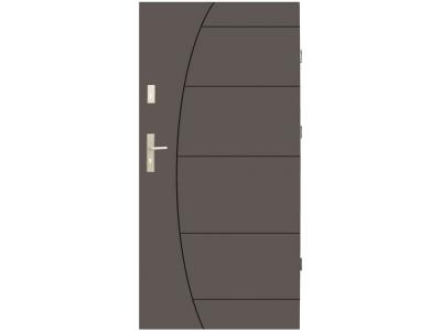Drzwi stalowe wzór 26G