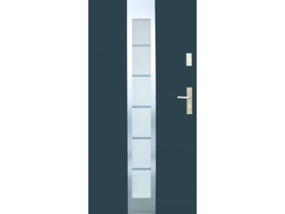 Drzwi stalowe wzór 30