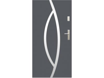 Drzwi stalowe wzór 31