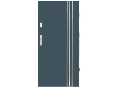 Drzwi stalowe wzór 32B