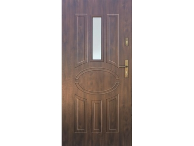 Drzwi stalowe wzór 33