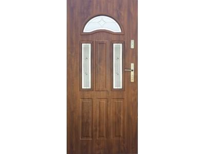 Drzwi stalowe wzór 34A