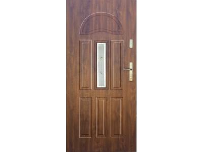 Drzwi stalowe wzór 34B
