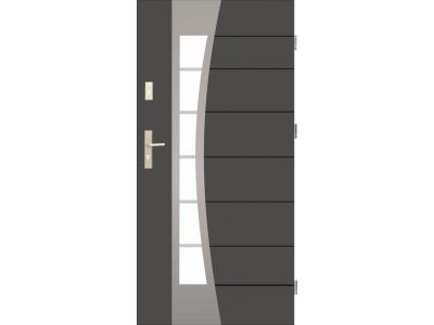 Drzwi stalowe wzór 37