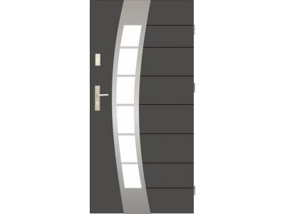 Drzwi stalowe wzór 38
