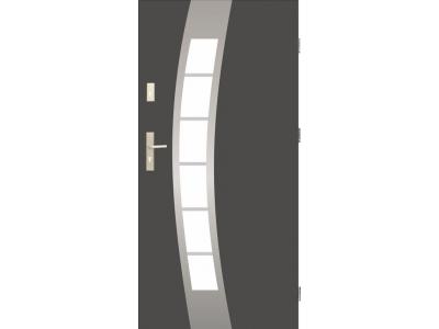 Drzwi stalowe wzór 38A